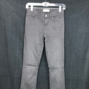 MADEWELL Jeans Lightweight Denim Washed Mid Ris